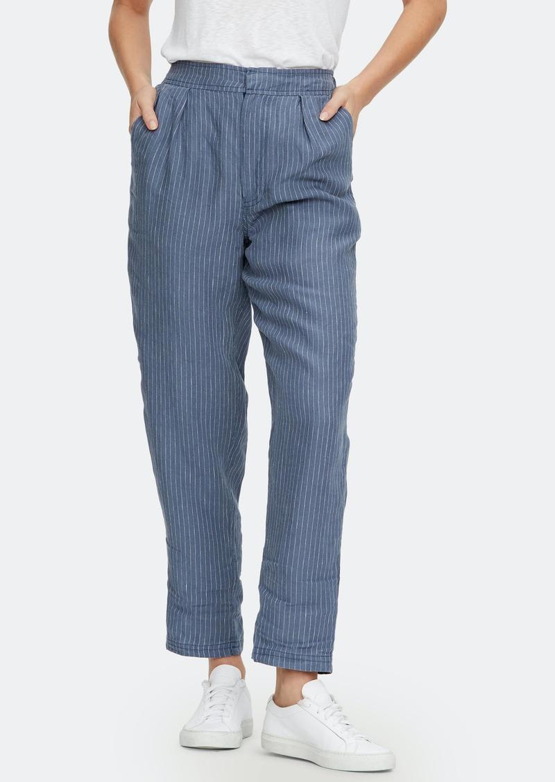 Michael Stars Flynn Single Pleat Trouser - L - Also in: XS, M, S
