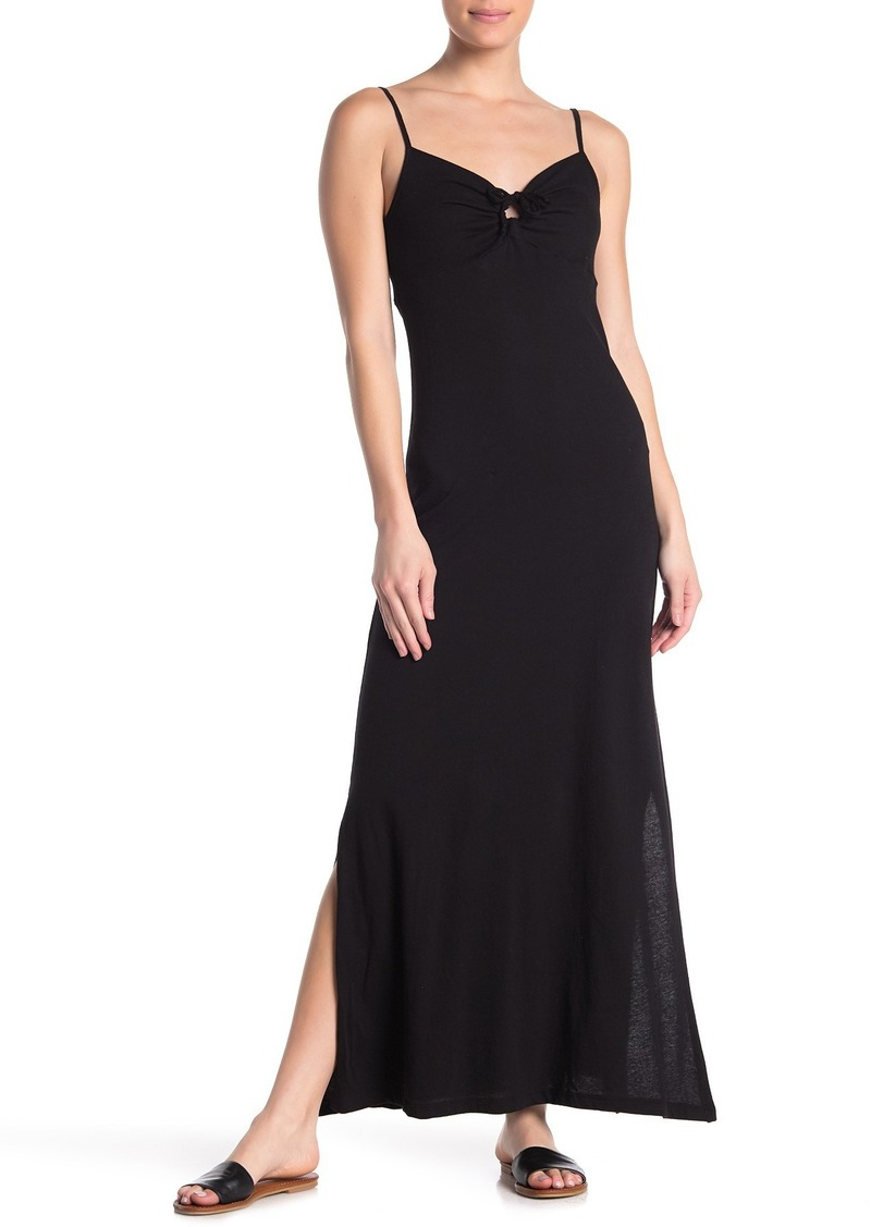 Michael Stars Johanna Keyhole Maxi Dress