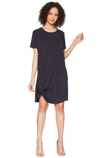 Michael Stars Knotted Hem Dress
