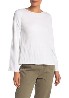 Michael Stars Madaline Boatneck Swing Pullover Sweater