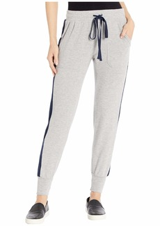 Michael Stars Madison Brushed Color Block Tiffany Slim Jogger