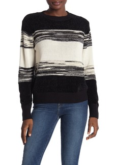 Michael Stars Marled Stripe Pullover