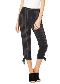 Michael Stars Beach Stripe Capri Pants