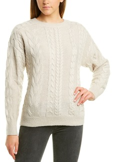 Michael Stars Cable-Knit Sweater