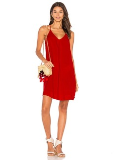 Michael Stars Cami Dress in Red. - size XS (also in L,M)
