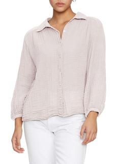 Michael Stars Carrie Button-Up Shirt