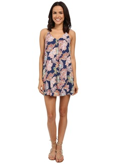 Michael Stars Celeste Print Cami Racerback Dress
