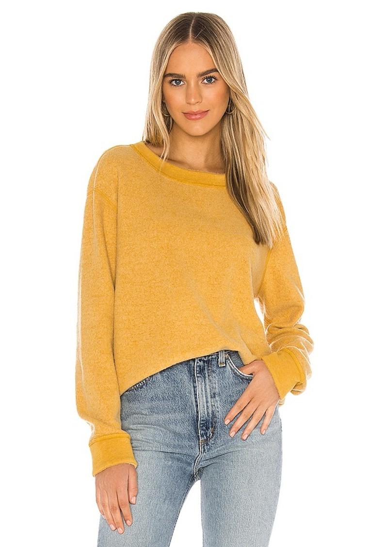 Michael Stars Celeste Reversible Sweatshirt