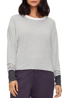 Michael Stars Chloe Scoop-Neck Sweater