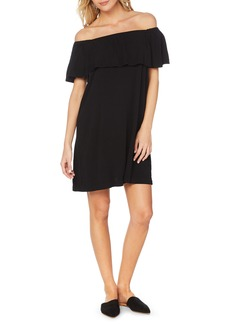Michael Stars Cold Shoulder Dress