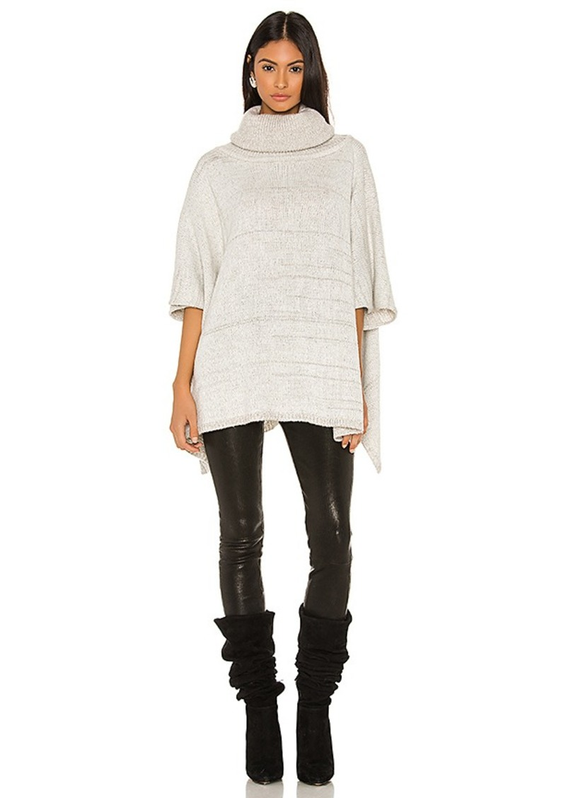 Michael Stars Courtney Knit Poncho