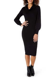 Michael Stars Cowl Neck Body-Con Dress