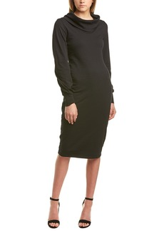 Michael Stars Cowl Neck Sheath Dress