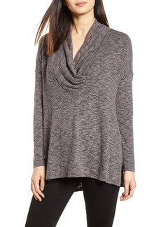 Michael Stars Cowl Neck Tunic Top
