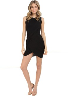 Michael Stars Crew Neck Bodycon Dress