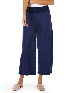 Michael Stars Crop Wide Leg Pants