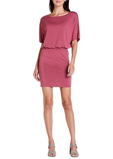 Michael Stars Erynn Elbow Sleeve Knit Dress