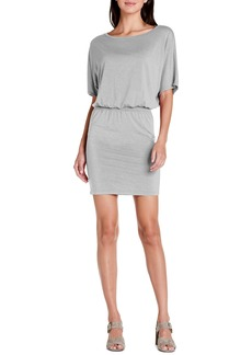 60d634172d0ba Michael Stars Linen Knit Short Sleeve Tee Dress w/ Slip | Dresses