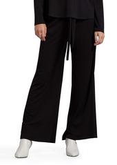 Michael Stars Gloria Cambria Wide Leg Stretch Crepe Pants