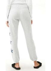 Michael Stars Graphic Jogger Sweatpants