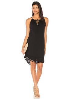 Halter Tassel Dress