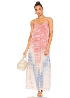 Michael Stars Haze Wash Maxi Dress