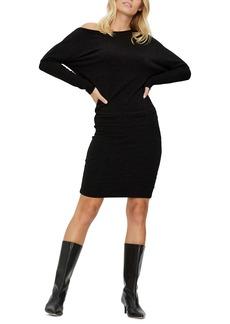 Michael Stars Heather Dolman Sleeve Knit Dress