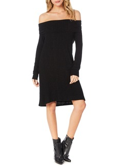 Michael Stars Jasper Poorboy Off the Shoulder Dress