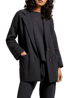 Michael Stars Joan Shelby Milano Sweater Jacket
