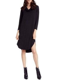 Michael Stars Jules Cowl Neck Jersey Dress