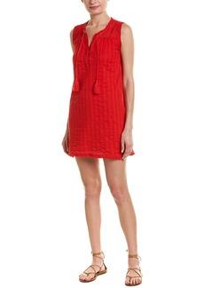 Michael Stars Lace Mix Shift Dress