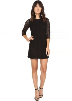 Michael Stars Lace Shift Dress