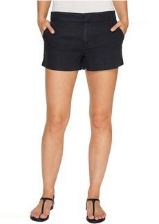 Michael Stars Linen Classic Shorts