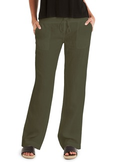 Michael Stars Linen Wide Leg Pants