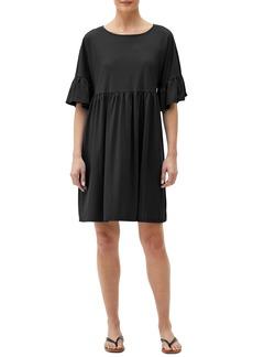 Michael Stars Lola Ruffle Sleeve Shift Dress
