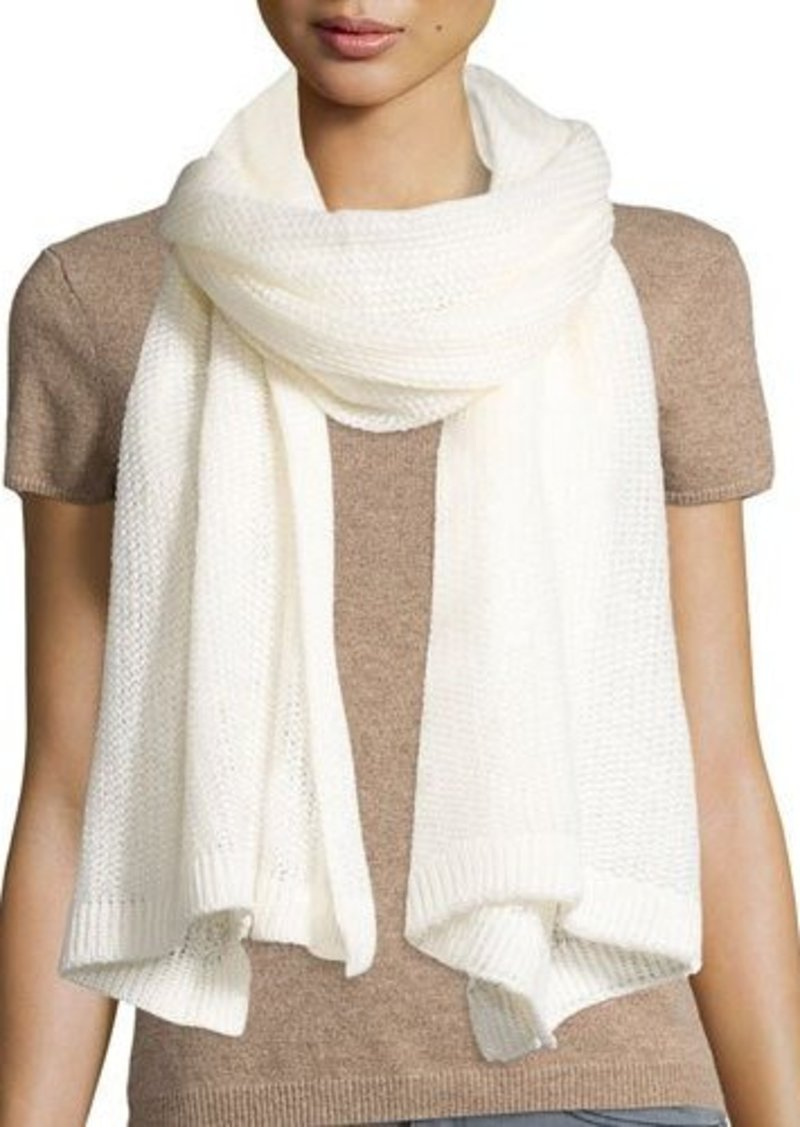 Michael Stars Luxury Knit Scarf