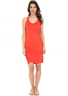 Michael Stars Micro Modal Scoop Neck Racerback Dress