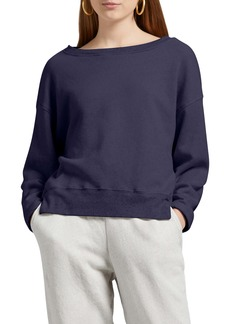 Michael Stars Miri Brighton Fleece Pullover