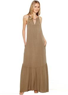 Michael Stars Modern Rayon Maxi Dress