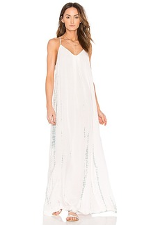 Michael Stars Naomi Maxi Dress in Pink. - size S (also in XS,M,L)