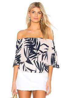 Michael Stars Paradiso Tiered Top