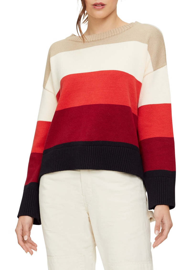 Michael Stars Parker Bristol Stripe Sweater
