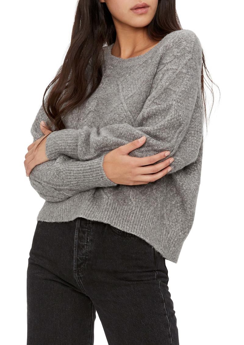 Michael Stars Penelope Crop Sweater