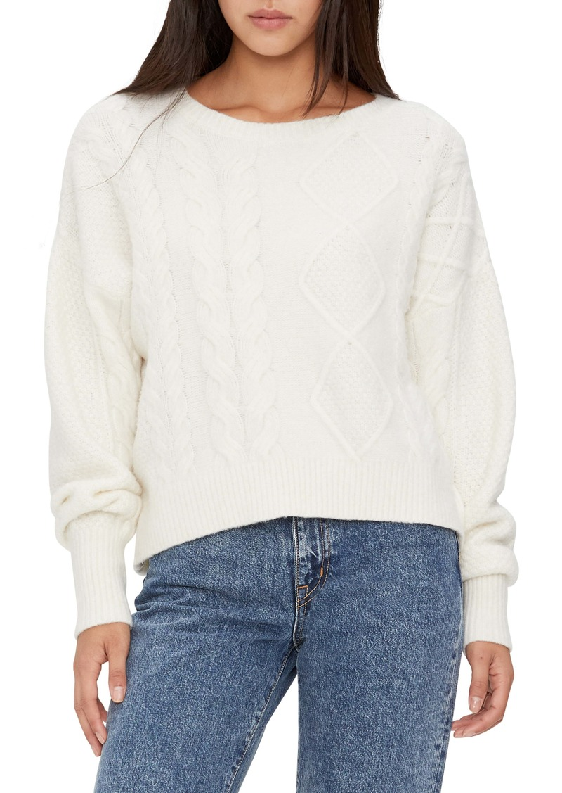 Michael Stars Penelope Crop Sweater