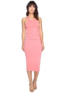 Michael Stars Racerback Dress w/ Shirring