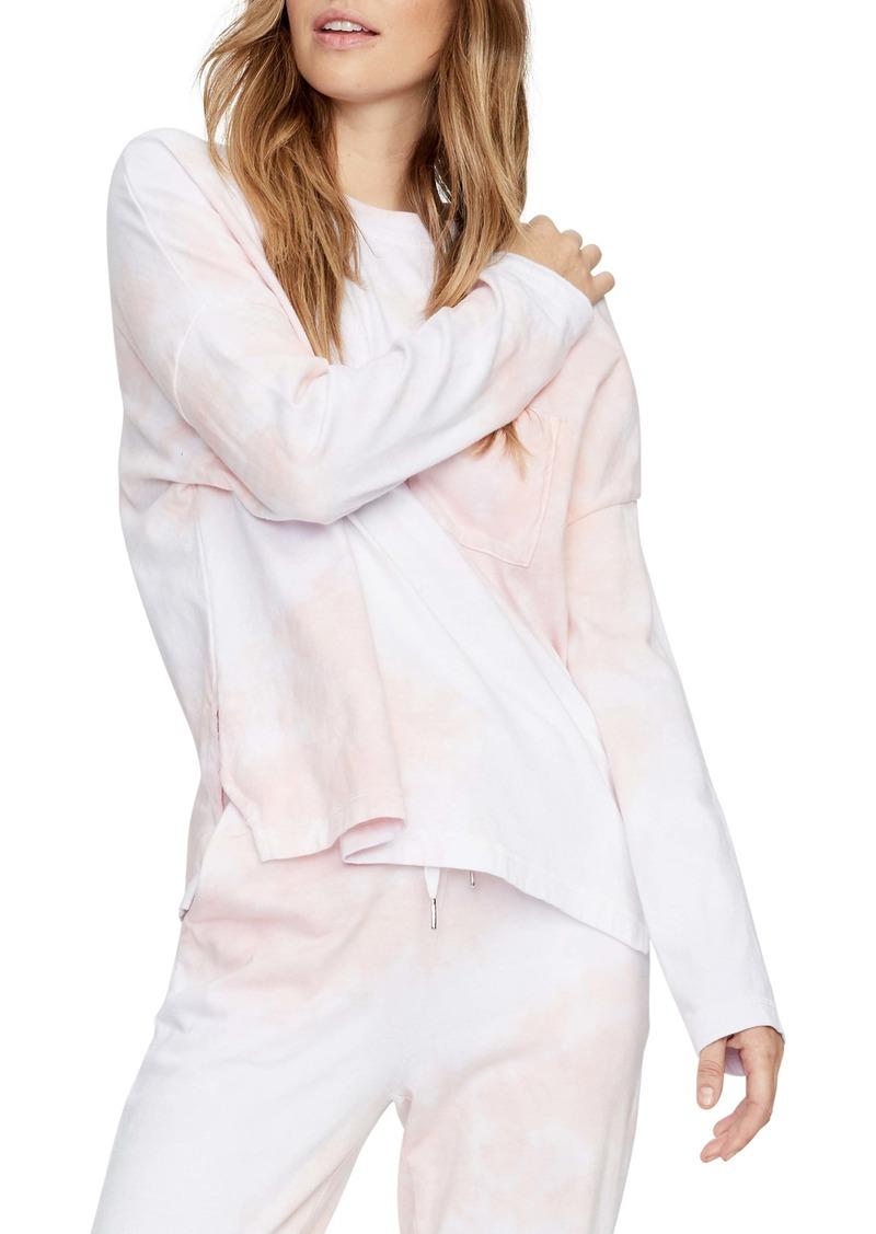 Michael Stars Reece Jersey Tie Dye Top