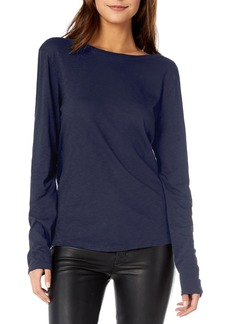 Michael Stars Reversible Cotton Slub Top
