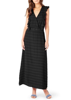 Michael Stars Ruffle Maxi Dress