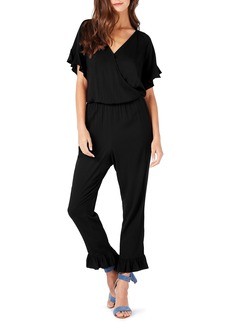 Michael Stars Ruffled Jumpsuit