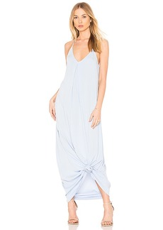 Michael Stars Rylie Maxi in Baby Blue. - size L (also in M,S,XS)